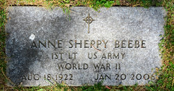 Anne <i>Sheppy</i> Beebe