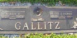 Betty Jane <i>Almon</i> Gallitz