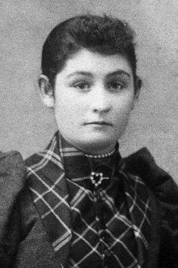 Violet Elizabeth <i>Forde</i> Chaffee