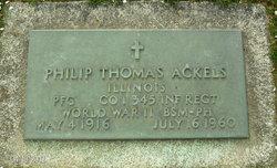 Philip Thomas Ackels