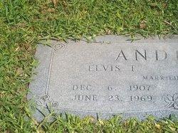 Elvis T. Anderson
