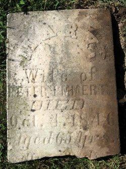 Mary <i>Miller</i> Emmert