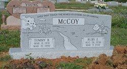 Ruby E <i>Griffin</i> McCoy