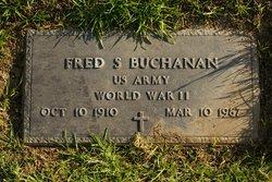 Fred S Buchanan