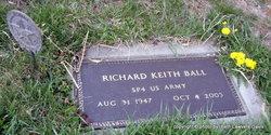 Richard Keith Ball