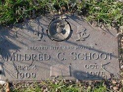 Mildred C <i>Setzke</i> Schoot