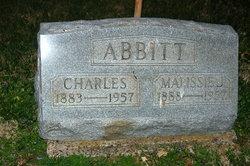 Malissie James <i>Hale</i> Abbitt