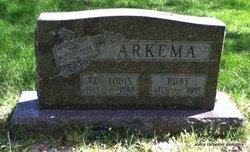 Rev Louis Arkema
