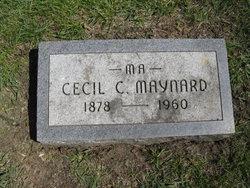 Cecil Cora <i>Worrall</i> Maynard