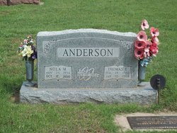 Thomas E Anderson