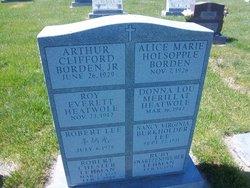 Arthur Clifford Borden, Jr