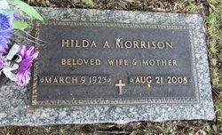 Hilda Aimee <i>Hayward</i> Morrison