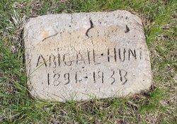 Abigail Hunt