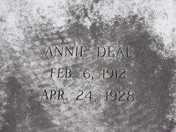 Annie Deal
