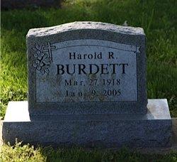 Harold R. Burdett