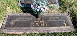 Ada Louise <i>Nelson</i> Dahl