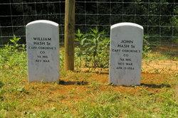 William Horton Hash, Sr