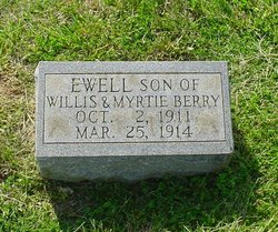 Ewell Carver Berry