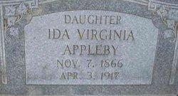 Ida Virginia Appleby