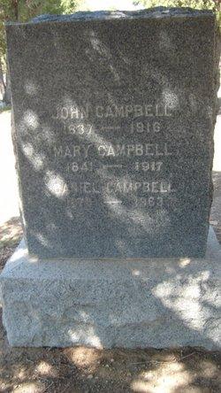 Mary A <i>Martin</i> Campbell