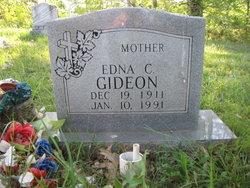 Edna Clementine <i>Carney</i> Gideon