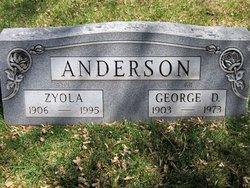 George Dustin Anderson