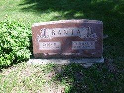 Lydia <i>Harrison</i> Banta