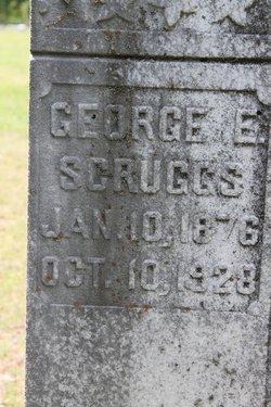 George Elam Scruggs