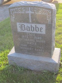 Herbert Babbe