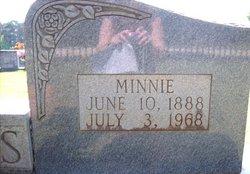Minnie <i>Lindsay</i> Evans