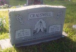 Susan Louella Ella <i>Cameron</i> Crauswell