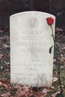 Harry Hollis Sheridan