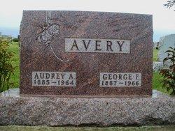 Audrey Alice <i>Barker</i> Avery
