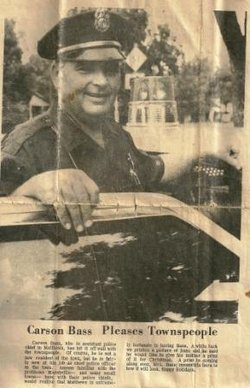 Carson Odell Bass