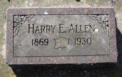 Harry Edgar Allen