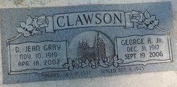 George Albert Clawson, Jr