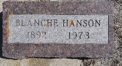 Julia Blanche Blanche <i>Arnold</i> Hanson