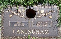 Bill B Laningham