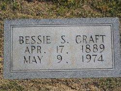 Bessie <i>Spearman</i> Craft