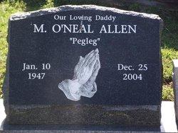 Marion O'Neal Pegleg Allen