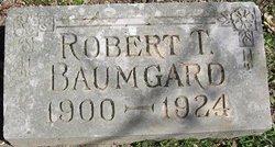 Robert T Baumgard