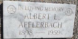 Albert L Afflerbach