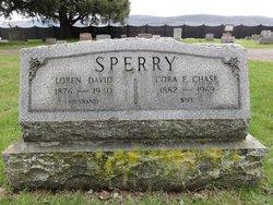 Cora E. <i>Chase</i> Sperry