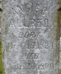 Angier B Allred