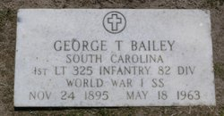 George Tillman Bailey, Sr