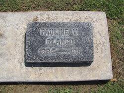 Pauline V <i>Castro</i> Blanco