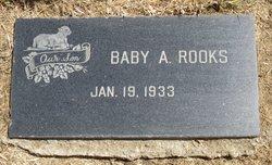 Albert Rooks, Jr