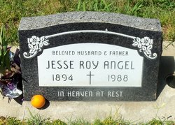 Jesse Roy Angel