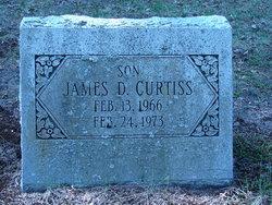 James David Curtiss