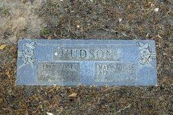 Fred Cook Hudson